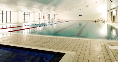 Crystal sports and leisure centre gyms ireland - Waterford crystal swimming pool times ...