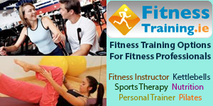 Fitness instructor training and fitness trainer courses in Ireland