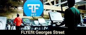 flyefit gym, Georges Street