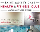 St James Gate gym