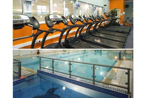 Carrigaline gyms ireland for Roscommon leisure centre swimming pool