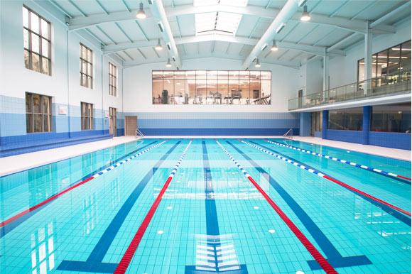 Ocean fitness gyms ireland for Roscommon leisure centre swimming pool